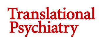 Tranlational Psychiatry